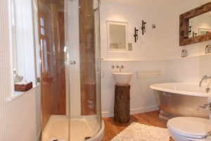 Bathroom in the Old Byre